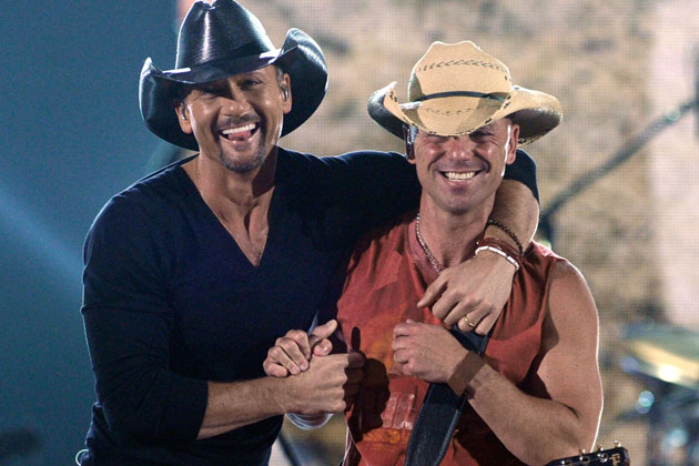 Tim McGraw & Kenny Chesney