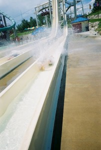 Water World slide