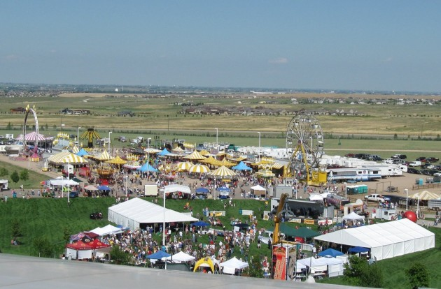 Larimer County FairGrounds