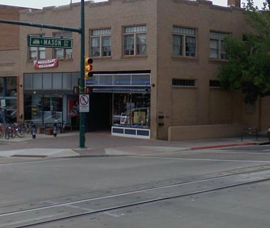 Mason Street & Mountain Ave. in Fort Collins