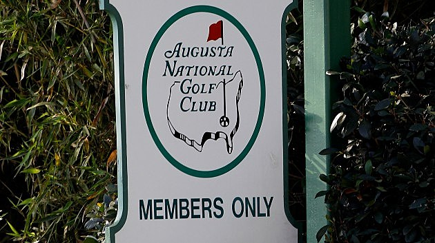 Augusta National Golf Club Members Only