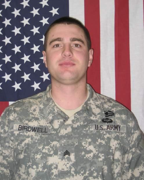 U.S. Army Sgt. Christopher J. Birdwell, of Windsor, Colo.