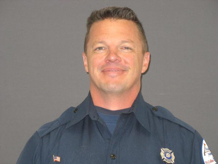 Firefighter Paul Gaucher