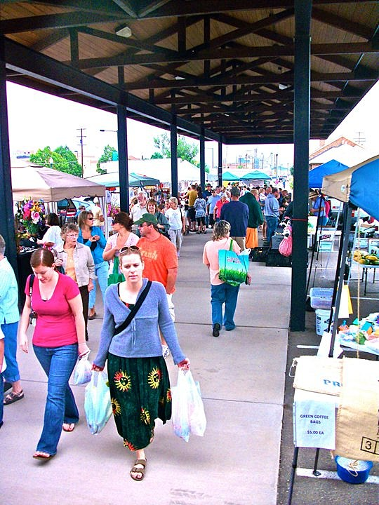 Greeley Farmers Market