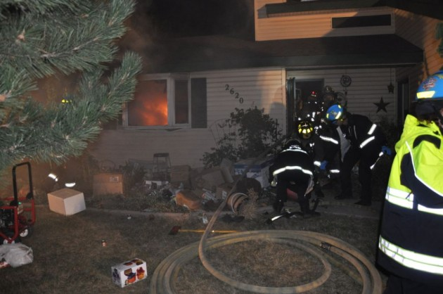 Fort Collins House Fire