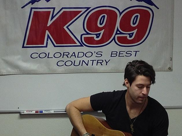 Austin Webb visits K99