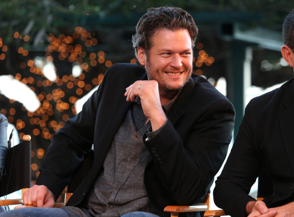 "Blake Shelton ""The Voice"""