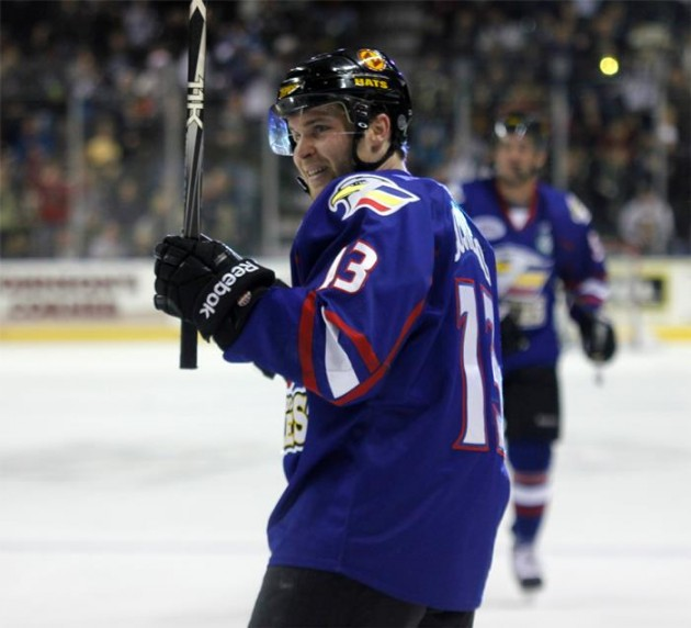 Colorado Eagles Player