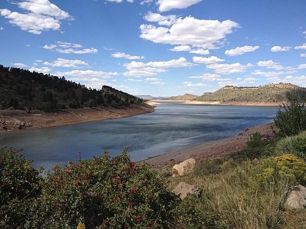 Horsetooth Reservoir 9/4/12