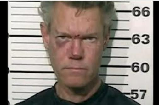 Randy Travis' Brother Arrested