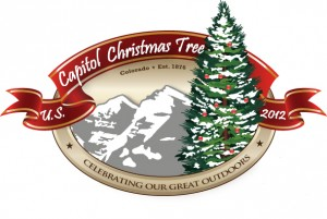 Capital Christmas Tree Logo
