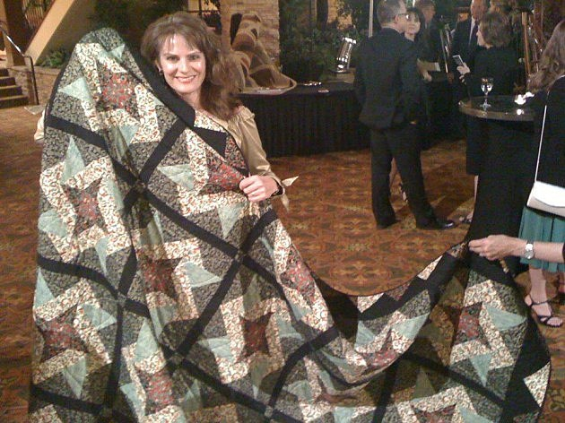 Fabric of Legacies Quilt from 2011