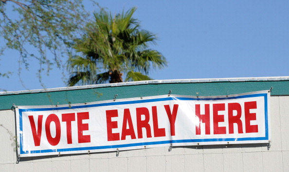 Vote Early Here