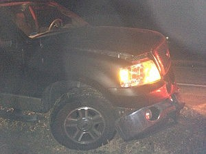 Driver's Side of Todd's Ford F150