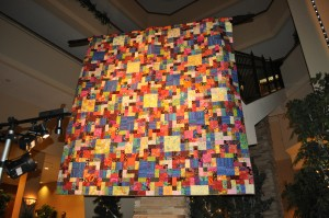 Fabric of Legacies Quilt