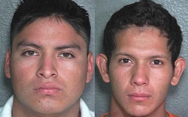 Mugshot Cruz-Berula & Mug Shot Uriel Garcia