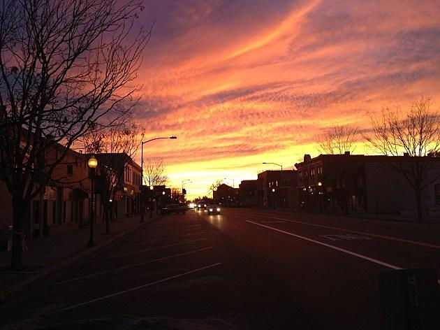 Windsor, CO Sunrise November 1st, 2012