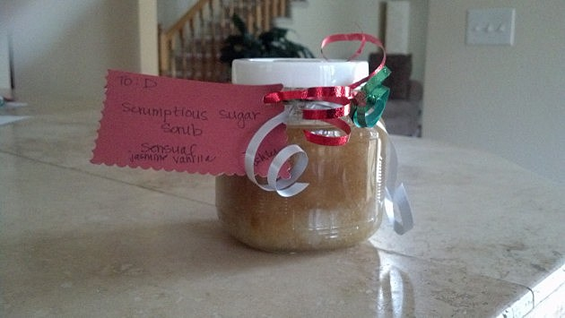 Christmas Gifts Homemade Without a lot of Fuss