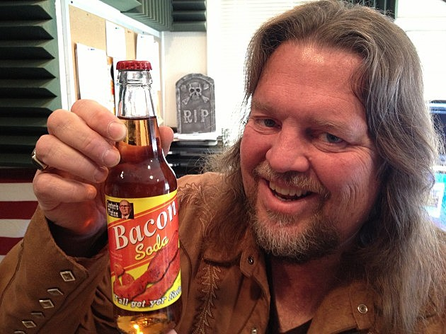 Image result for Bacon Soda images