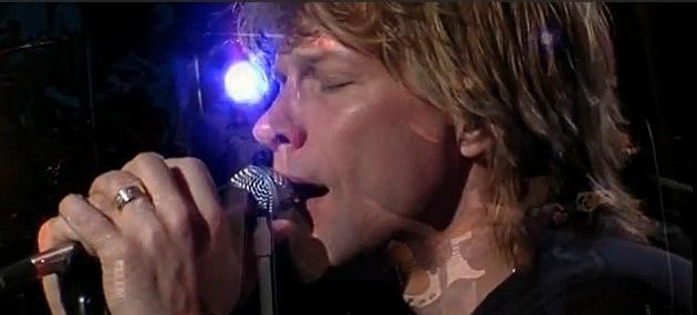 Bon Jovi Hallelujah