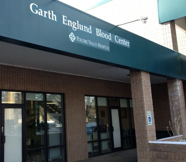 Garth Englund Blood Center