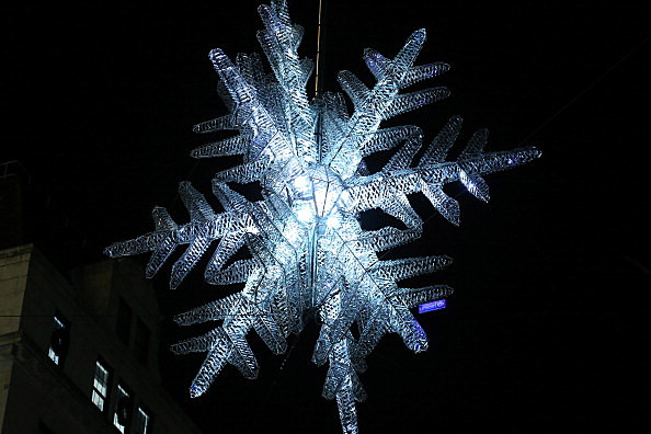 2012 UNICEF Snowflake