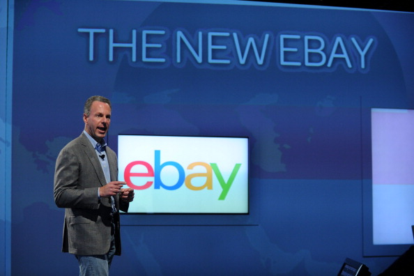 New Logo, New Features, New Look For eBay