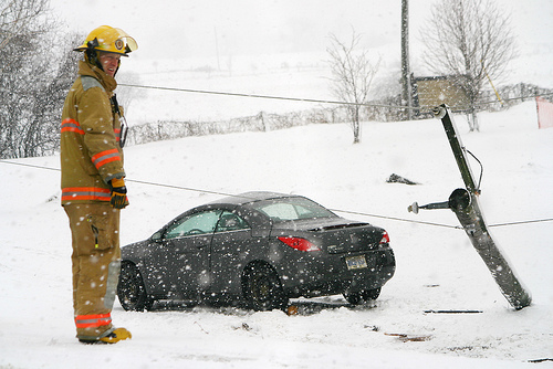 10 Safety Tips for Driving in the Snow and Ice