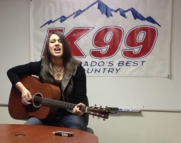 Rachel Farley Performs in K99 Basement