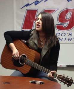 Rachel Farley Performs in K99 Basement
