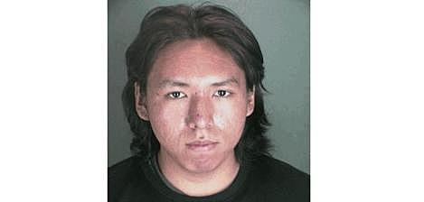 Suspect Alec Arapahoe