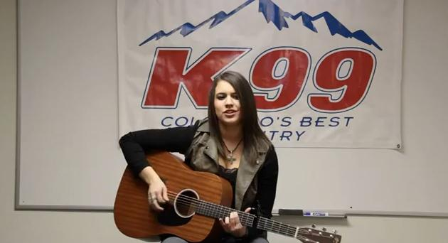 "Rachel Farley performs ""Damn I Do"" in K99 Basement"