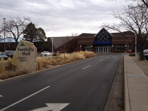 Foothills Mall in Fort Collins