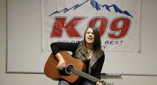 """Rachel Farley Performs """"I Thought I Told You To Go"""""""
