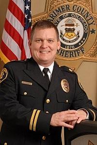 Larimer County Sheriff Justin Smith