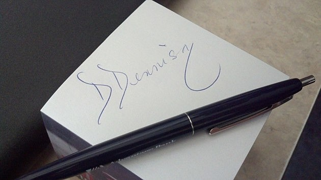 What does your Signature say about you
