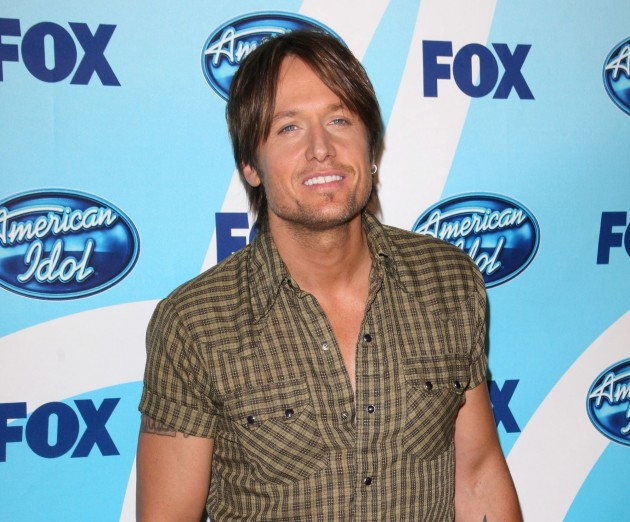 Keith Urban American Idol Judge