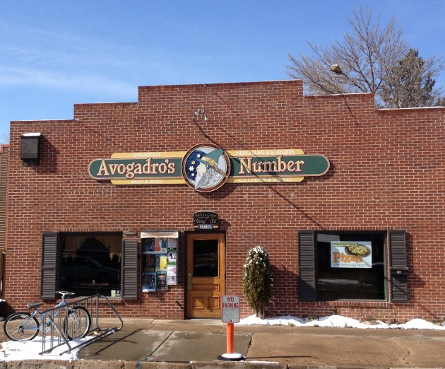 Avogadro's Number in Fort Collins