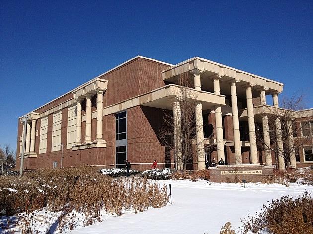 Edna Rizley Griffin Concert Hall