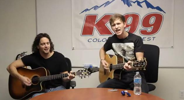 "Dakota Bradley Performs ""Addict"" at K99"