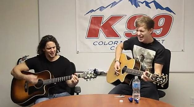 "Dakota Bradley Performs ""Cherry Bomb"" at K99"