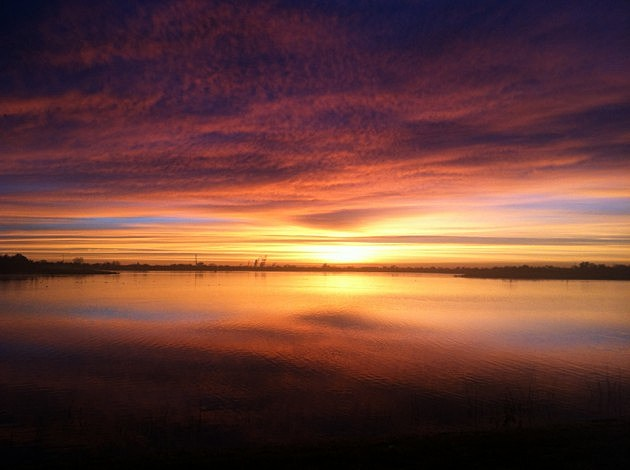 Northern Colorado Sunrise 11/1/12