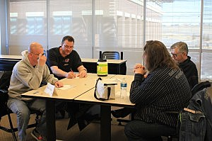K99 Radio-ologists compete in Look Both Ways 21st Century Trivia Bowl