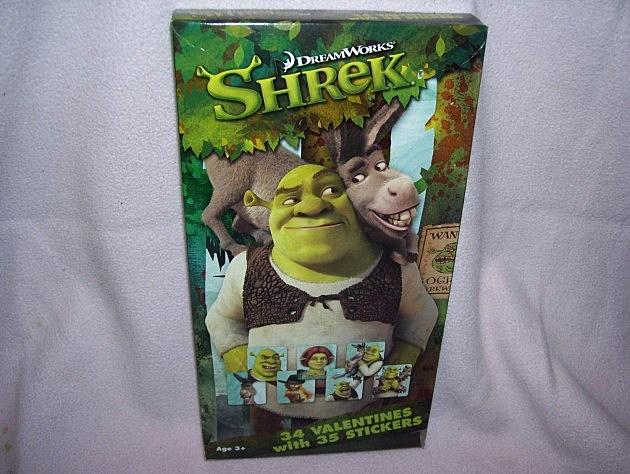 Shrek Valentines