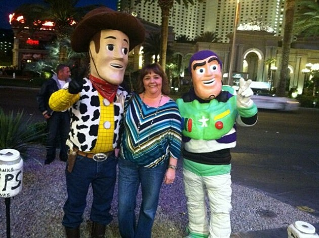 kyla buzz and woody