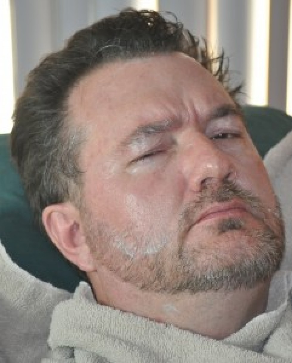 todd gets facial – so long guy card [pictures]