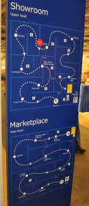 Map of the Centennial IKEA store