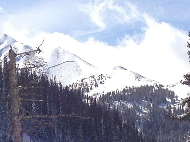 Avalanche Immediately After