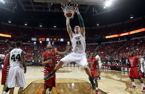 CSU Dunks on Fresno State at Mountain West Tournament