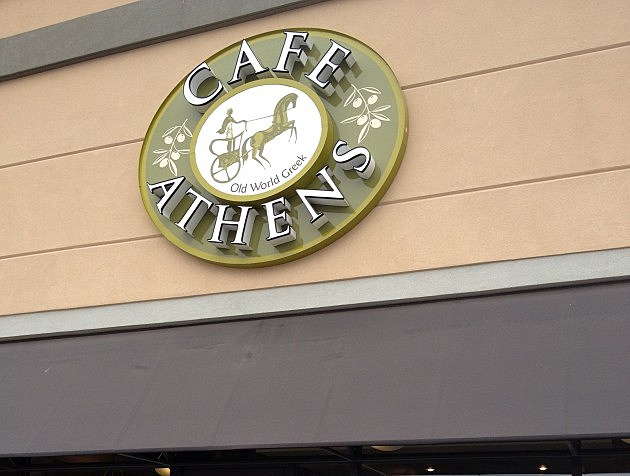 Cafe Athens in Fort Collins
